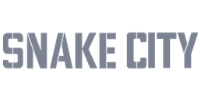logo of Snake City